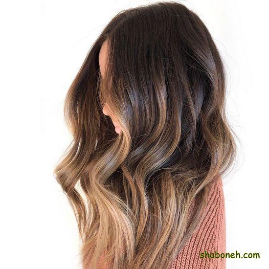انواع رنگ موی فانتزی بسیار شیک