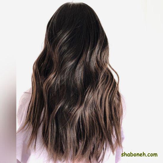 رنگ مو زیبا برای پوست سفید