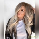 هایلایت روی موی روشن 2020 | زیباترین رنگ موهای جدید