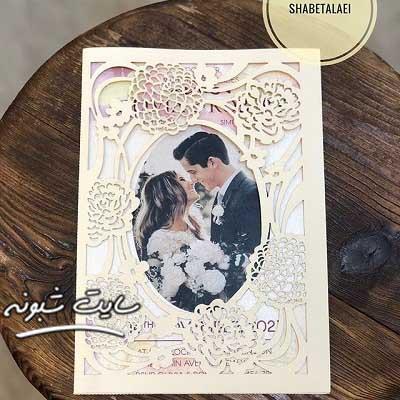 مدل کارت عروسی عاشقانه 99