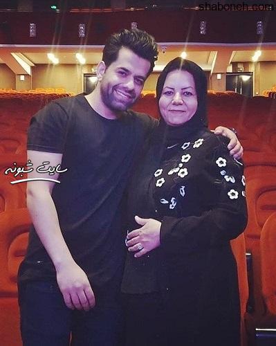 بیوگرافی رضا بهرام خواننده و مادرش + ابتلا به کرونا و تصاویر خانواده