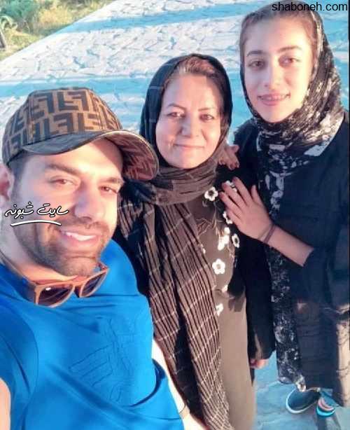 بیوگرافی رضا بهرام خواننده و خواهر و مادرش + ابتلا به کرونا و تصاویر خانواده