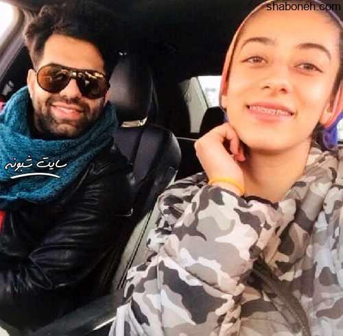 بیوگرافی رضا بهرام خواننده و خواهرش + ابتلا به کرونا و تصاویر خانواده