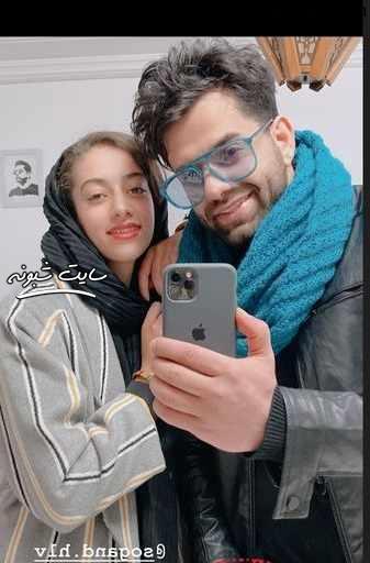 کرونا رضا بهرام خواننده و همسرش + ابتلا به کرونا و تصاویر خانواده