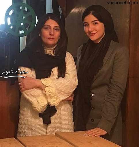 بیوگرافی روفیا محضری بازیگر نقش جوانی لیلا در سریال هم گناه +اینستاگرام