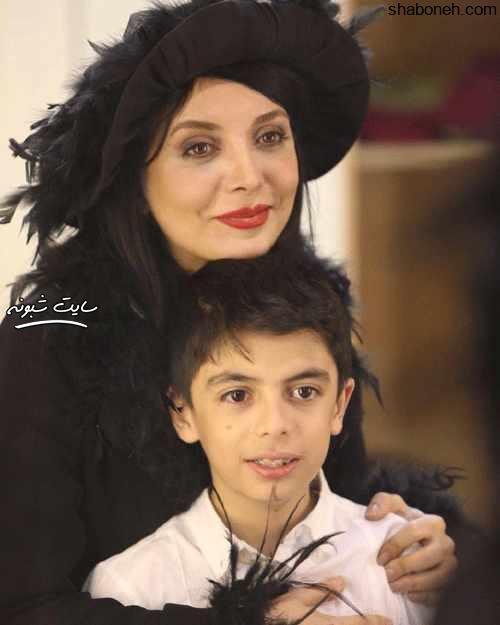 بیوگرافی رویا میرعلمی و فرزندش پسرش + عکس های رويا ميرعلمي