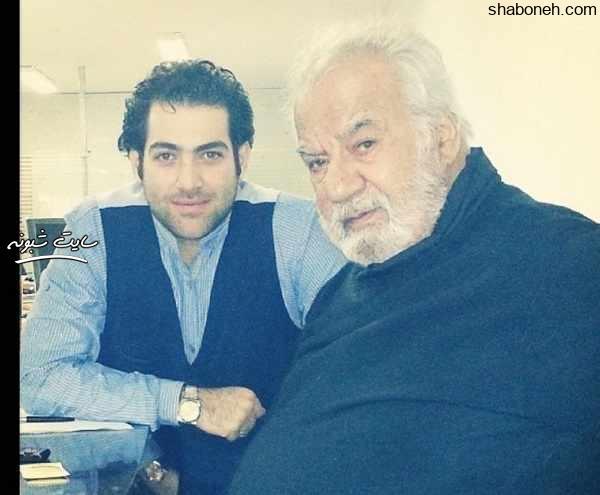 بیوگرافی شاهین جمشیدی و ناصر ملک مطیعی