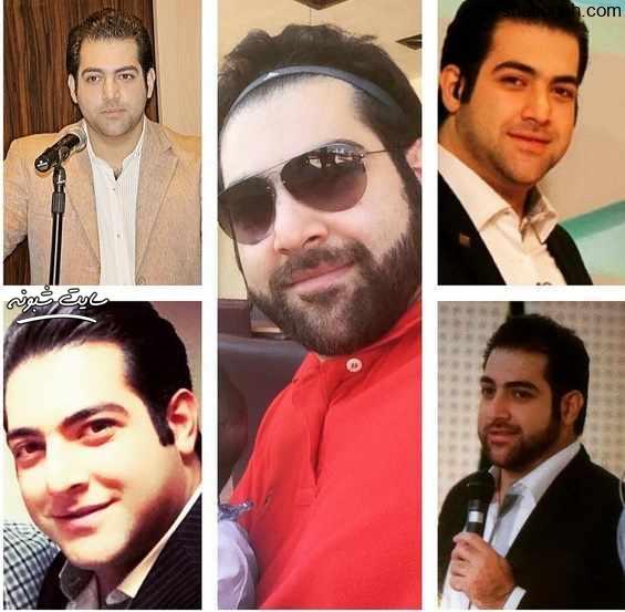 بیوگرافی و عکس شاهین جمشیدی مجری و بازیگر