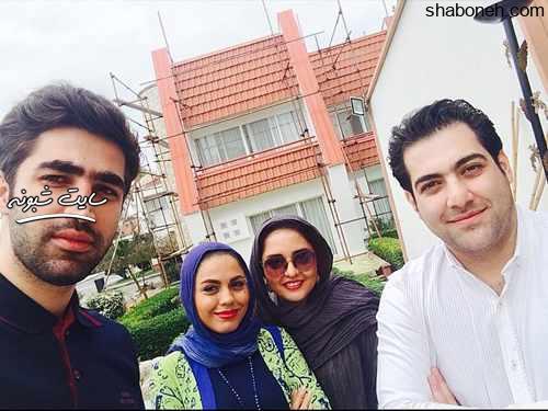 بیوگرافی شاهین جمشیدی و همسرش (مجری سلام صبح بخیر) +عکس و اینستاگرام