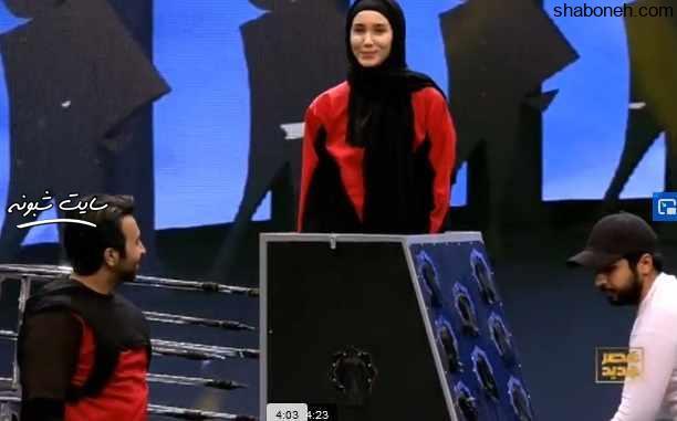 فیلم کامل اجرای شعبده بازی محمد حیدری و همسرش در عصر جدید