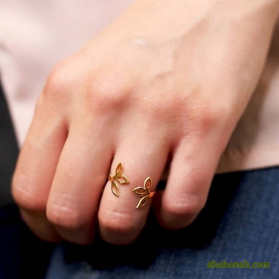 انواع انگشتر مجلسی زنانه