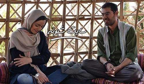 شهاب حسینی در فیلم طعم شیرین خیال