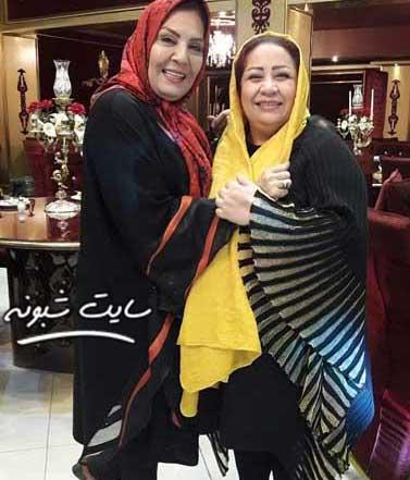 بیوگرافی زهره فوده بازیگر نقش نگین در سریال شمعدونی