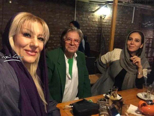 بیوگرافی امیرحسین قهرایی کارگردان دوربین مخفی و همسرش نسرین رفشا + عکس