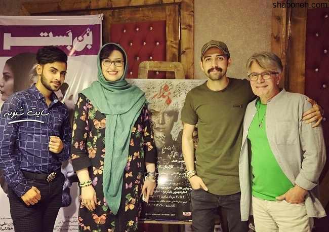 بیوگرافی امیرحسین قهرایی کارگردان و همسرش نسرین رفشا + عکس