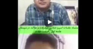 کاشت یونجه در بلوارهای شهر زابل برای فروش به عطاریها و بهبود کم خونی مردم