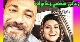 بیوگرافی امیر آقایی بازیگر دورهمی و همسرش + عکس و ماجرای ازدواج