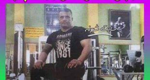 قتل و بیوگرافی بابک پارسا قهرمان گیلانی پاورلیفتینگ کشور