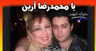 ماجرای ازدواج بهنوش بختیاری و همسرش محمدرضا آرین (فیلم)