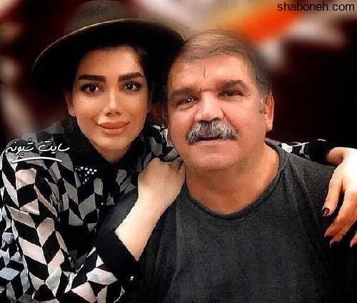 بیوگرافی کیانوش گرامی و همسر و دخترش ساغر گرامی + مصاحبه و عکس