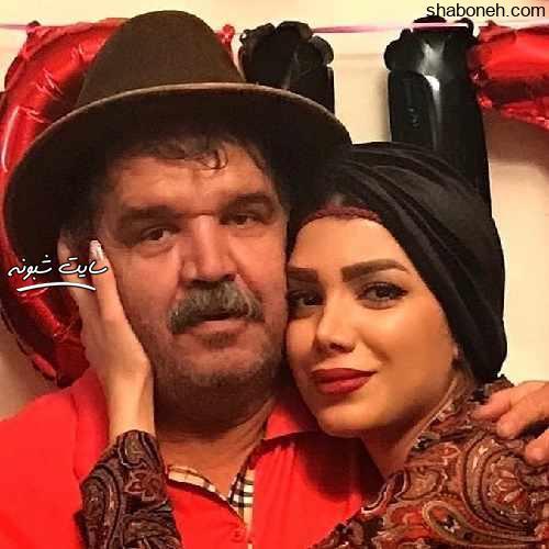 بیوگرافی کیانوش گرامی و همسر و دخترانش + مصاحبه و عکس