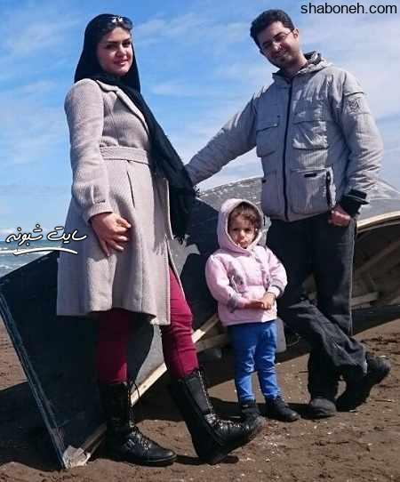بیوگرافی هرمینه بارسنجی بازیگر نقش نوشین در سریال دخترم نرگس +اینستاگرام