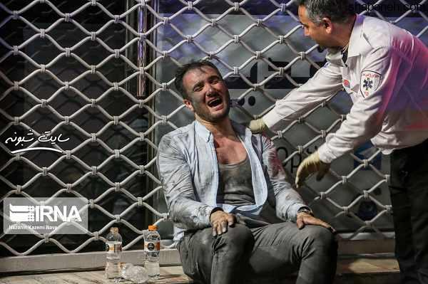 عکس و تصاویر حادثه انفجار کلینک سینا اطهر شریعتی تهران + آمار تلفات