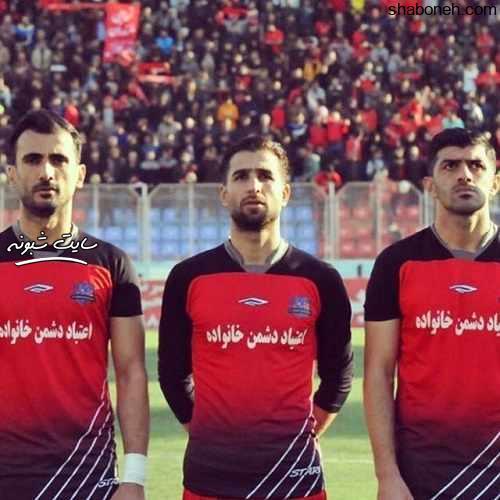 بیوگرافی محمد میری فوتبالیست +اینستاگرام و (زننده گل وسط زمین به استقلال)