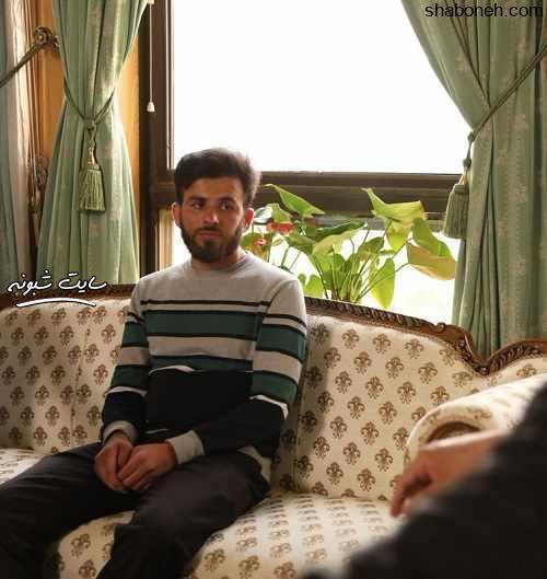 بیوگرافی عنایت آزغ دستفروش + کمک به حادثه دیدگان کلینیک سینا