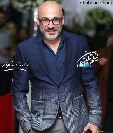 بیوگرافی امیر آقایی بازیگر دورهمی و همسرش + عکس امير آقايي ازدواج