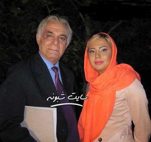 بیوگرافی سیروس گرجستانی بازیگر و دخترش