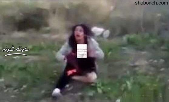 تجاوز جنسی به دختر 18 ساله در باغ توسط دوست پسرش +عکس