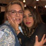 گوهر خیراندیش و دخترش در اینستاگرام +عکس
