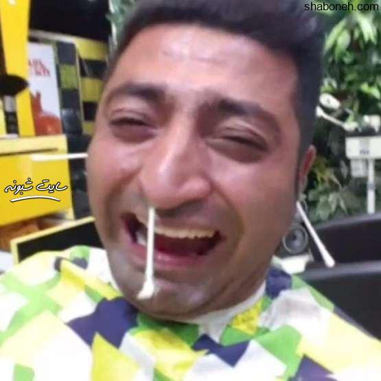 بیوگرافی علیرضا گالش (قارنلی) بازیگر نقش آقا نگهدار در بچه محل +اینستاگرام