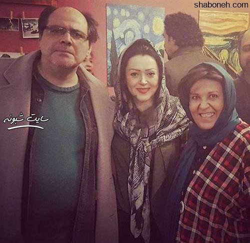 بیوگرافی سید مهرداد ضیایی بازیگر و همسر و دخترش + عکس و فوت همسر