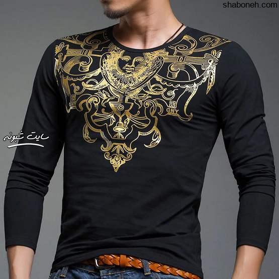پیراهن مشکی محرم مردانه و پسرانه جدید