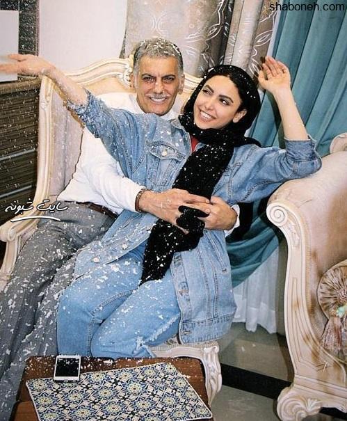 بیوگرافی ساناز طاری بازیگر سریال شمعدونی و سریال پدر+همسرش