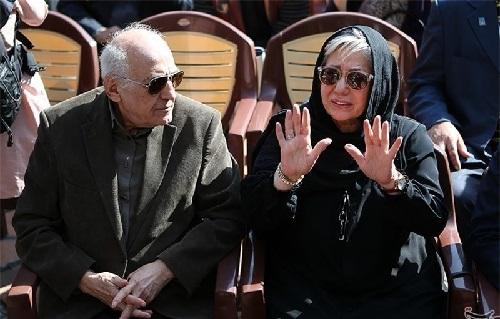 (تصاویر) مراسم چهلم ماهچهره خلیلی در تهران و لندن