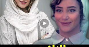 (فیلم) الناز حبیبی مدل تبلیغاتی هوآوی شد +عکس
