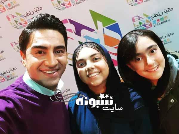 بیوگرافی محمدرضا علیمردانی و همسرش +عکس دخترش سارا