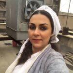 بازیگر نقش آتنه در سریال زمین گرم +عکس جنجالی شیوا ابراهیمی