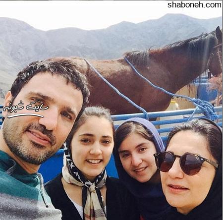 بیوگرافی محمدرضا فروتن بازیگر و همسرش سحر ابراهیمی ثابت +نحوه ازدواج