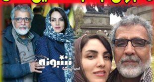 بیوگرافی مرجان شیرمحمدی بازیگر و همسرش بهروز افخمی و پسرش