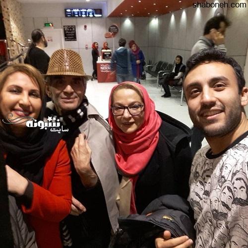 بیوگرافی محمد شیری بازیگر سریال شب های برره و همسر و فرزندان
