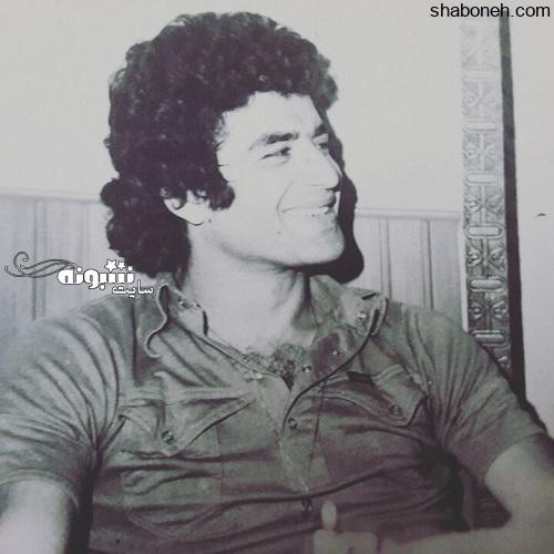 عکس جوانی و قدیمی محمد شیری بازیگر سریال شب های برره