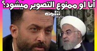 (فیلم) مصطفی زمانی رئیس جمهور را دزد خطاب کرد