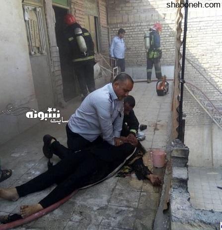 تجاوز داماد به خواهر زن 15 ساله اش (دختر خودکشی کرد)