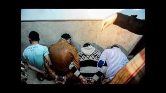 تجاوز گروهی به زن تهرانی مقابل چشمان شوهرش