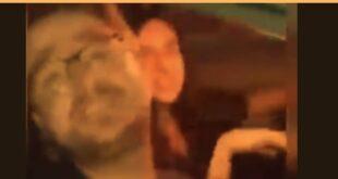 (فیلم) رقص مرد شبیه سید بشیر حسینی