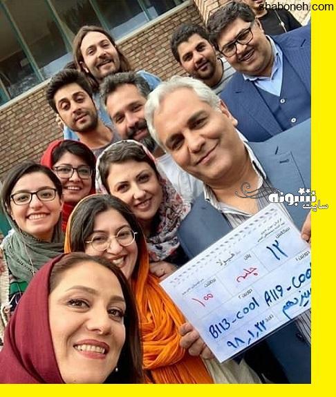 بیوگرافی افشین آقایی بازیگر و همسرش +سوابق